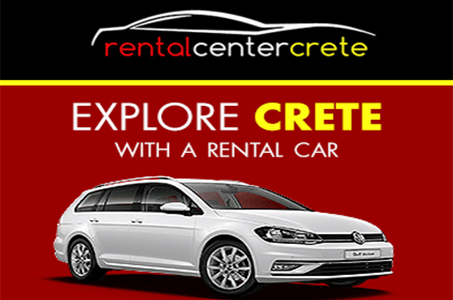 Rent a car with 5% discount in Crete
