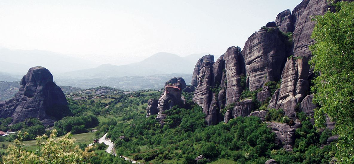 Climbing at Meteora - Conquering the rocky peaks